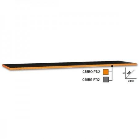 Blat de lucru pentru banc, portocaliu C55BO PT/2