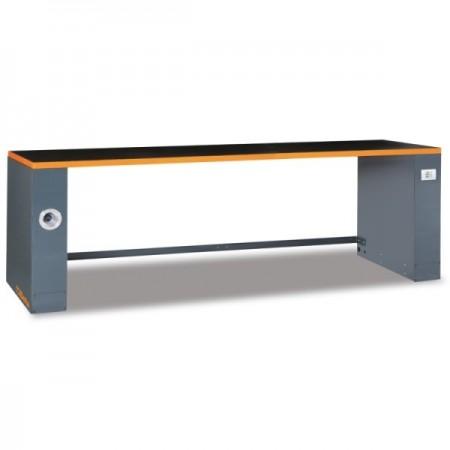 Poze Banc de lucru modular, 2.8m, portocaliu C55PRO BO/2,8