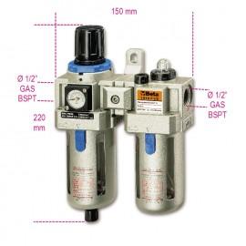 """Poze Baterie filtranta cu regulator si lubrificator 1/2"""" 1919F1/2"""