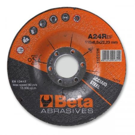Poze Disc slefuire otel, tip oala, pentru polizor unghiular 11011H