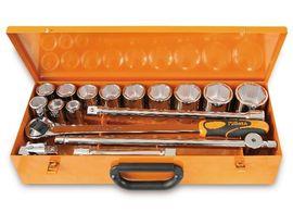 """Poze Set tubulare 3/4"""" si accesorii, 17 piese 928A/C12"""