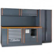 Banc de lucru modular garaj C55AB