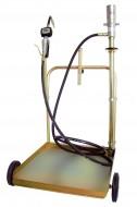 Dispozitiv pneumatic de introdus ulei APAC