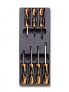 Set surubelnite Torx in suport termoformat T207