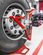 Sistem reglare directie si verificare sasie, 3D, camioane, semiremorci, microbuze, autobuze JOSAM CA 2014 K/74322