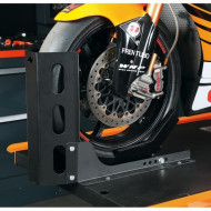 Prindere mecanica roata moto pentru elevatorul 3050/K 3050/MS