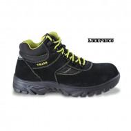 Pantofi de lucru, perforati, cu insertii din panza, aerisiti 7238WR