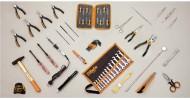 Set scule electrician, 57 piese 5980EL/A