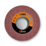 Disc perie abraziva, din fibra sintetica din corindon, Ø200x50mm 11320