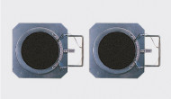 Platouri rotative cu kit pad Space S110A7