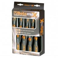 Set surubelnite combinate, 8 piese BetaMax 1293/D8