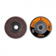 Disc lamelar fibra sintetica din corindon, Ø115 11435