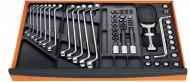 Dulap mobil cu 7 sertare si 260 scule mecanica auto C24S/7-260