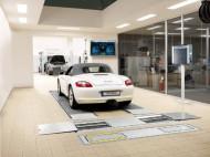 Stand testare frane autoturisme si autoutilitare Beissbarth BD 4131
