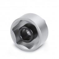 Tubulara hexagonala pentru ax roata moto, actionare 1/2 3075A 28