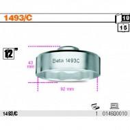 Cheie filtru ulei 1493/C