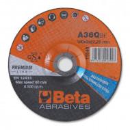 Disc taiere otel si inox, tip oala, subtire, pentru polizor unghiular PREMIUM LINE 11040