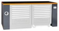 Banc de lucru modular, portocaliu C55PRO BO/2