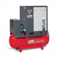Compresor de aer cu surub cu rezervor si uscator Fini Plus 8-10-500ES