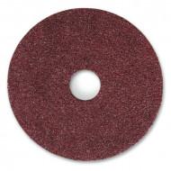 Disc fibra abraziv, cu material din corindon, Ø125mm 11450B