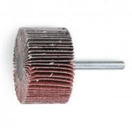 Perie lamelara abraziva din corindon Ø50mm, cu tija Ø6mm 11265