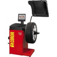 Masina electronica echilibrat roti autoturisme PROLINE 750 CORGHI