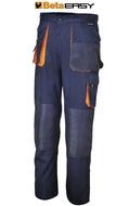 Pantaloni de lucru subțiri 7870E