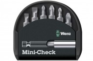 Set biti Wera Mini Check