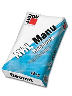 NHL Manu Tencuială manuală pe bază de var hidraulic