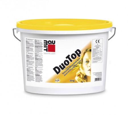 Baumit DuoTop - Tencuiala decorativa Duo 25 kg
