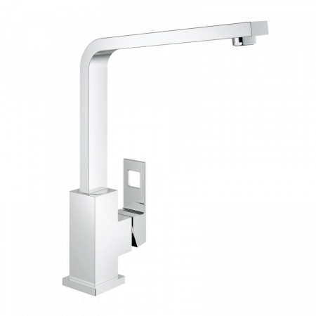 Baterie bucatarie Grohe Eurocube inalta