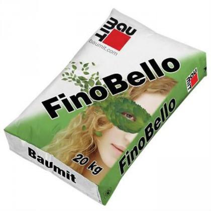 Baumit FinoBello - Glet extrafin de ipsos 0-4 mm 20 kg