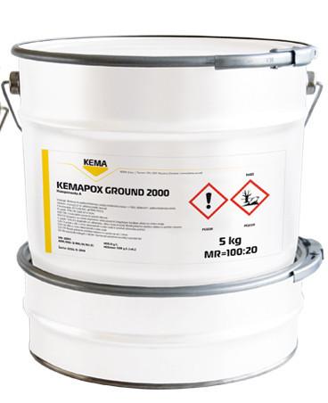 Amorsa epoxidica premium Kemapox Grund 2000 5+2kg