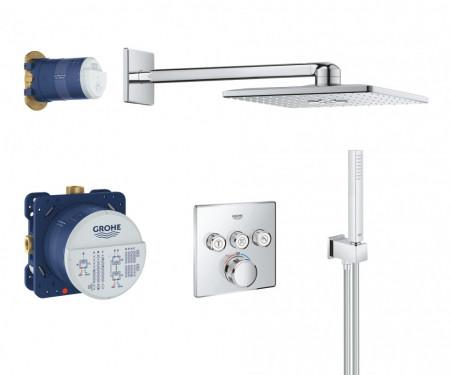 Sistem de dus cu termostat Grohe Grohtherm SmartControl