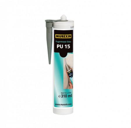 Chit poliuretanic PU 15 negru