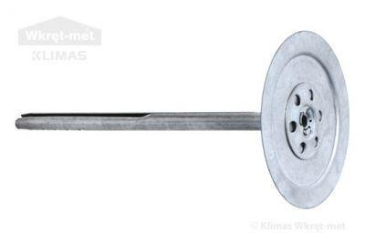 Diblu metalic 8x170