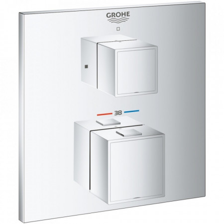 Baterie cada/dus Grohe Grohtherm Cube termostatica