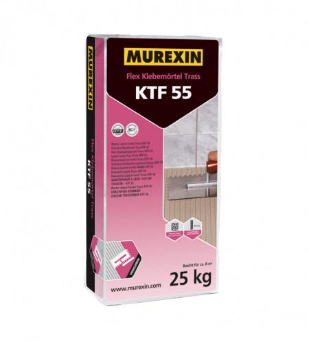 Adeziv flexibil Trass KTF 55