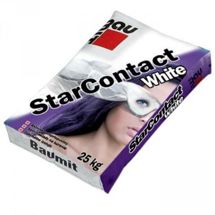 Baumit StarContact White - Adeziv alb si masa de spaclu 25 Kg