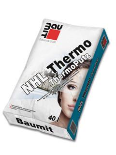 NHL Thermo Tencuială termoizolantă pe bază de var hidraulic