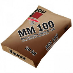 Baumit MM 100 - Mortar pentru zidarie M 100 - 40kg