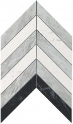 Marvel Stone Chevron Mix Wall 30,5x25