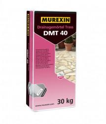 Mortar drenant cu Trass DMT 40, Murexin, 30KG