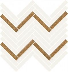 Mozaic Univesalna Bianco Paris, Paradyz Ceramica, 28,1x30,1 cm