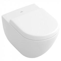 Vas wc suspendat Villeroy & Boch, Subway, alb