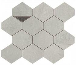 Mozaic BLAZE Aluminium Mosaico Nest Matte