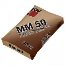 Baumit MM 50 - Mortar pentru zidarie M 50 - 40 kg