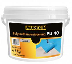Vopsea poliuretanica PU 40 baza colorata mata
