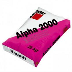 Baumit Alpha 2000 - Sapa fluida de interior C20-F5