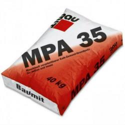 Baumit MPA 35 - Tencuiala var-ciment 40 Kg
